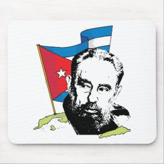Fidel Castro Mouse Pad