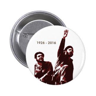 Fidel Castro Pinback Button