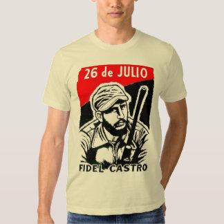 FIDEL CASTRO TEE SHIRT