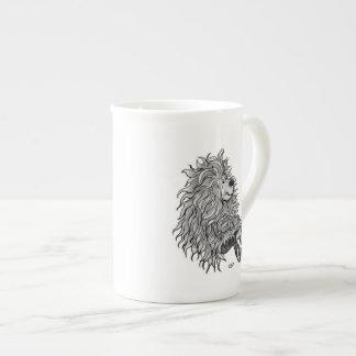 Fidel el pequeño Goblin del bosque Taza De Porcelana