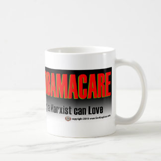 Fidel Loves Obama care Mug