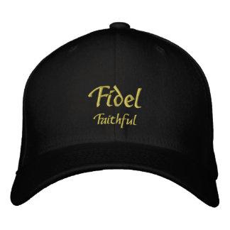 Fidel Name Cap / Hat