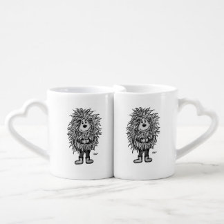 Fidel The Little Forest Goblin Couples Coffee Mug