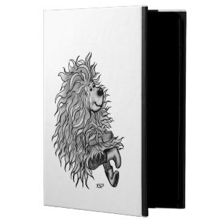 Fidel The Little Forest Goblin Cover For iPad Air