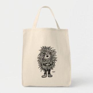 Fidel The Little Forest Goblin Tote Bag