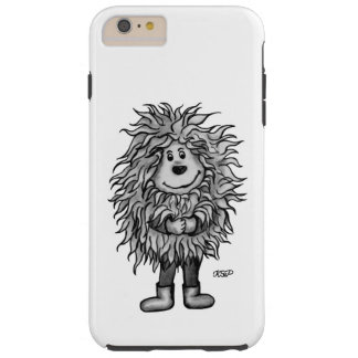Fidel the little Forest Goblin Tough iPhone 6 Plus Case