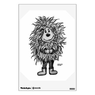 Fidel The Little Forest Goblin Wall Decal