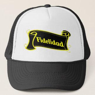 Fidelidad - loyalty writing volume kind Deco Trucker Hat