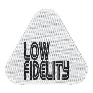 Fidelity bajo altavoz