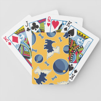 Fido! Bicycle Playing Cards