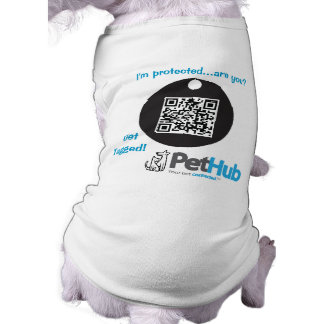 Fido Gets Tagged Pet T-shirt