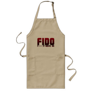 FIDO LONG APRON