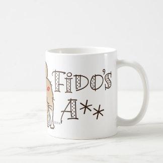 Fido's A** Coffee Mug
