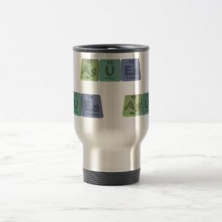 Fiebre-AG-U-Es-plata-uranio-Einsteinio Tazas De Café