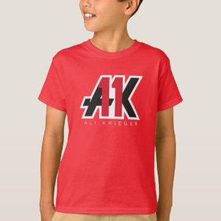 Fiebre de Krieger - camiseta de los niños