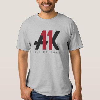 Fiebre de Krieger - camiseta para hombre Remeras