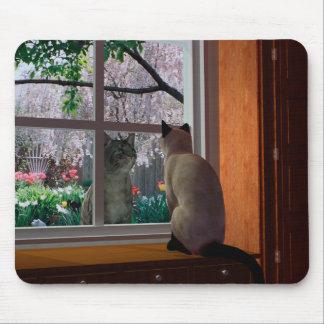 Fiebre de la primavera alfombrillas de raton