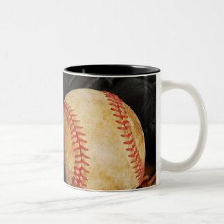 Fiebre del béisbol taza