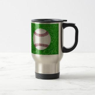 ¡Fiebre del béisbol! Taza De Viaje