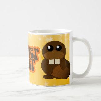Fiebre del castor taza