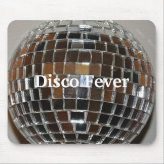 Fiebre del disco - Mousepad Tapetes De Ratón