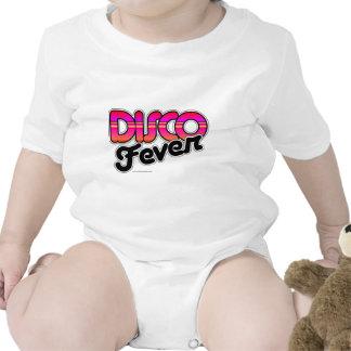 Fiebre del disco traje de bebé