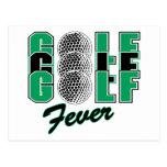 Fiebre del golf postal