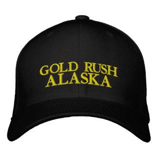 FIEBRE DEL ORO, ALASKA GORRA DE BEISBOL