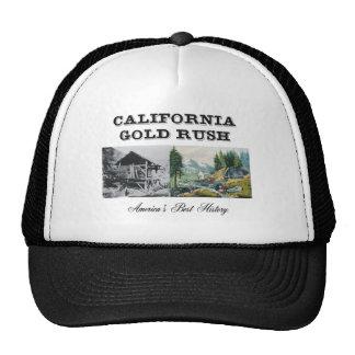 Fiebre del oro de ABH California Gorro