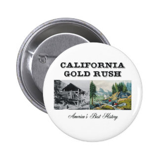 Fiebre del oro de ABH California Pins