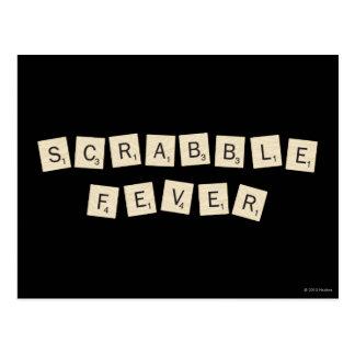 Fiebre del Scrabble Postal