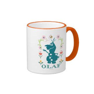Fiebre del verano de Olaf el | Taza De Dos Colores