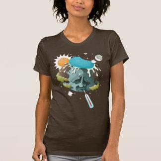Fiebre global camiseta