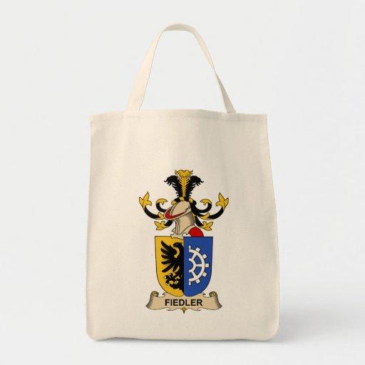 Fiedler Family Crest Bag