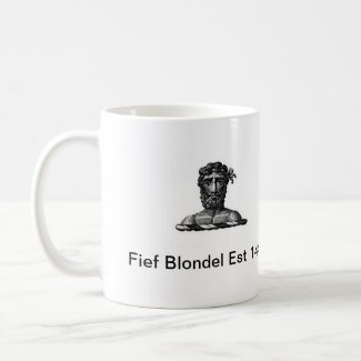 Fief Blondel Mug - Est 1440