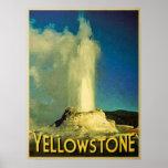 Fiel viejo de Yellowstone Poster