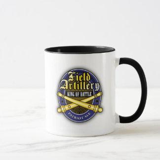 Field Artillery Patriot Ale Mug