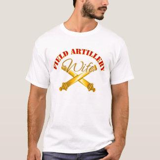 Field Artillery Wife 11 T-Shirt
