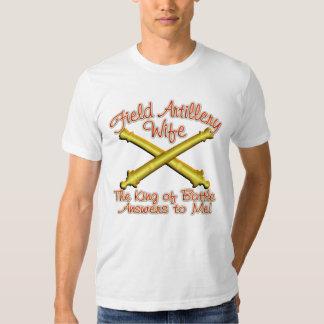 Field Artillery Wife Shirt