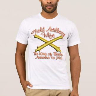 Field Artillery Wife T-Shirt