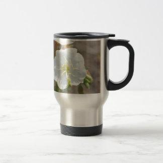 Field Bindweed Travel Mug