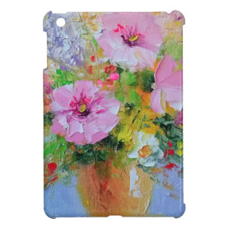 Field bouquet iPad mini cover