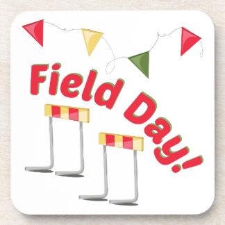 Field Day Beverage Coaster