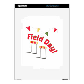 Field Day Decal For The iPad 2