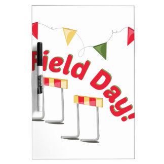 Field Day Dry-Erase Boards