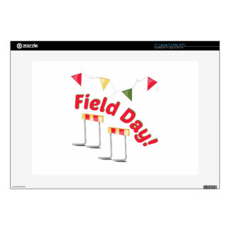 """Field Day Skins For 15"""" Laptops"""