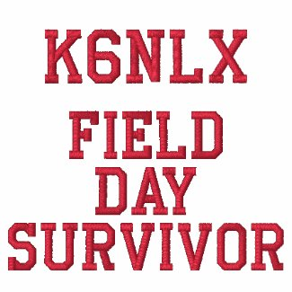 Field Day Survivor Polo
