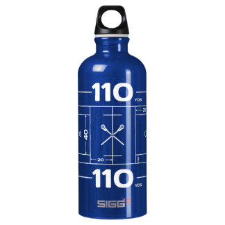 Field Dimensions Water Bottle