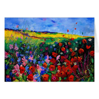 field flowers 68 greeting cards