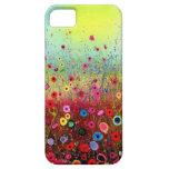 Field flowers iPhone 5 case